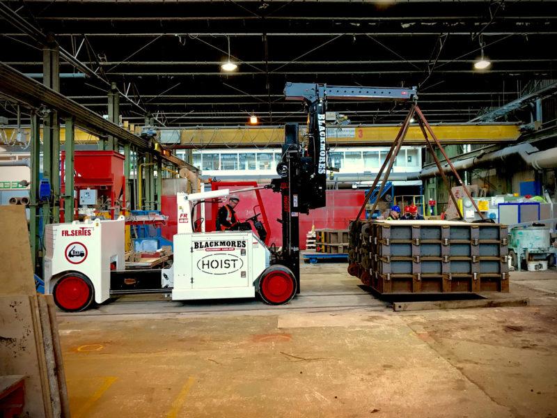 Hoist 40/60 Forklift