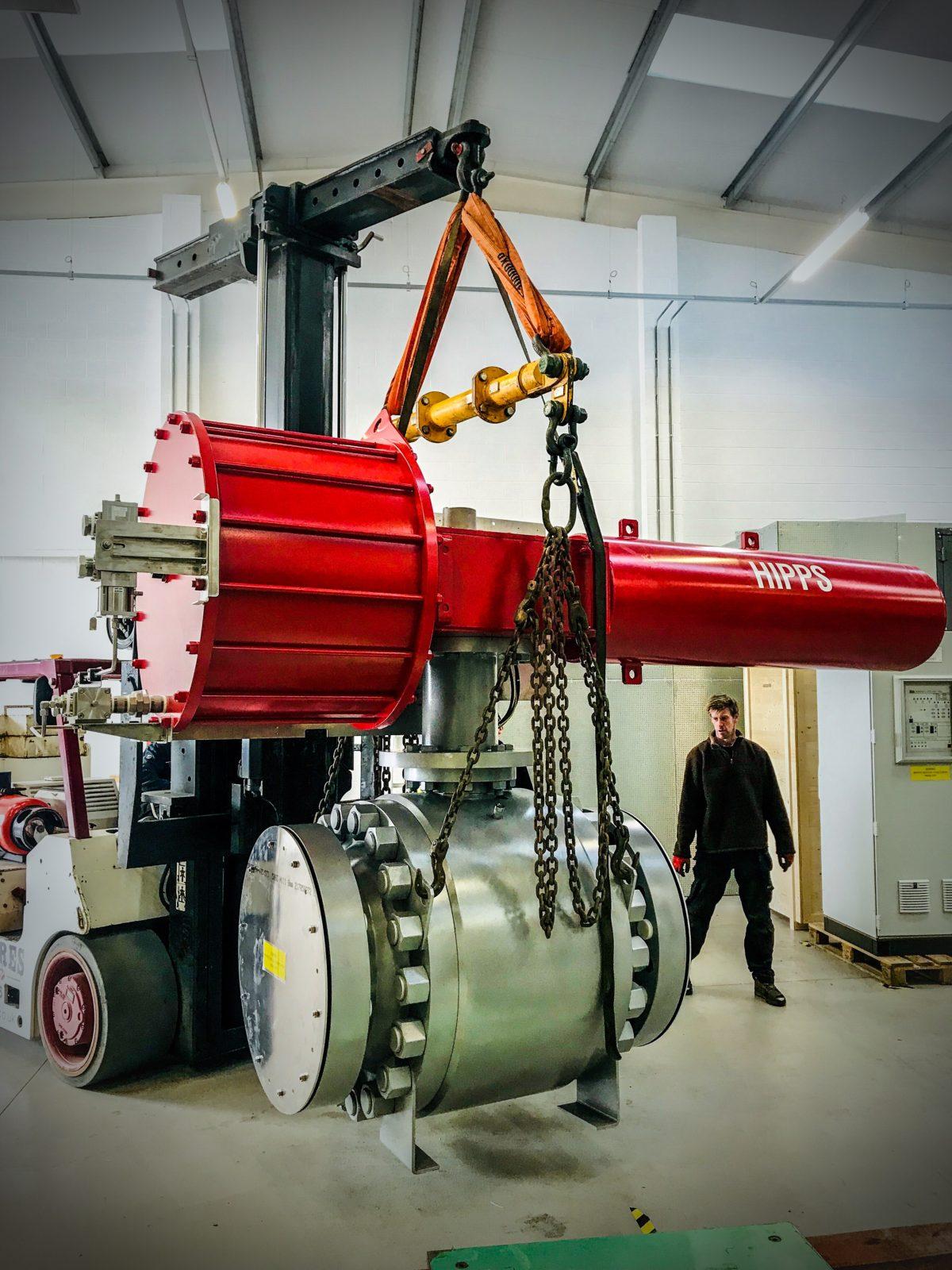 Extendable Heavy Duty Forklift