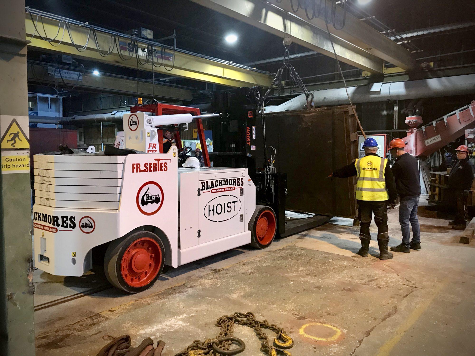 New Hoist 40/60 extendable Forklift
