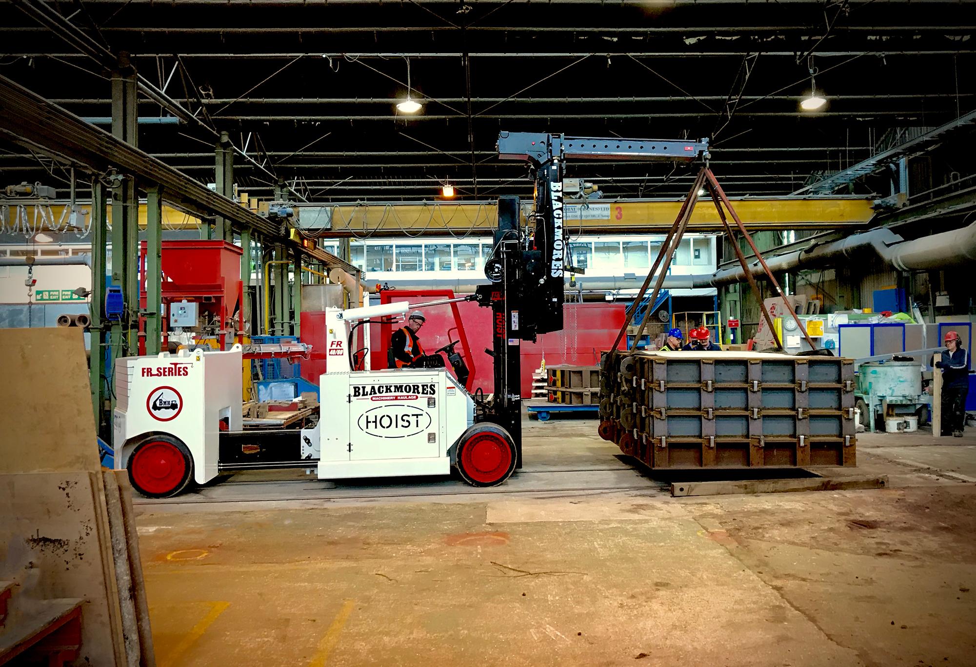 Hoist-40/60 Forklift