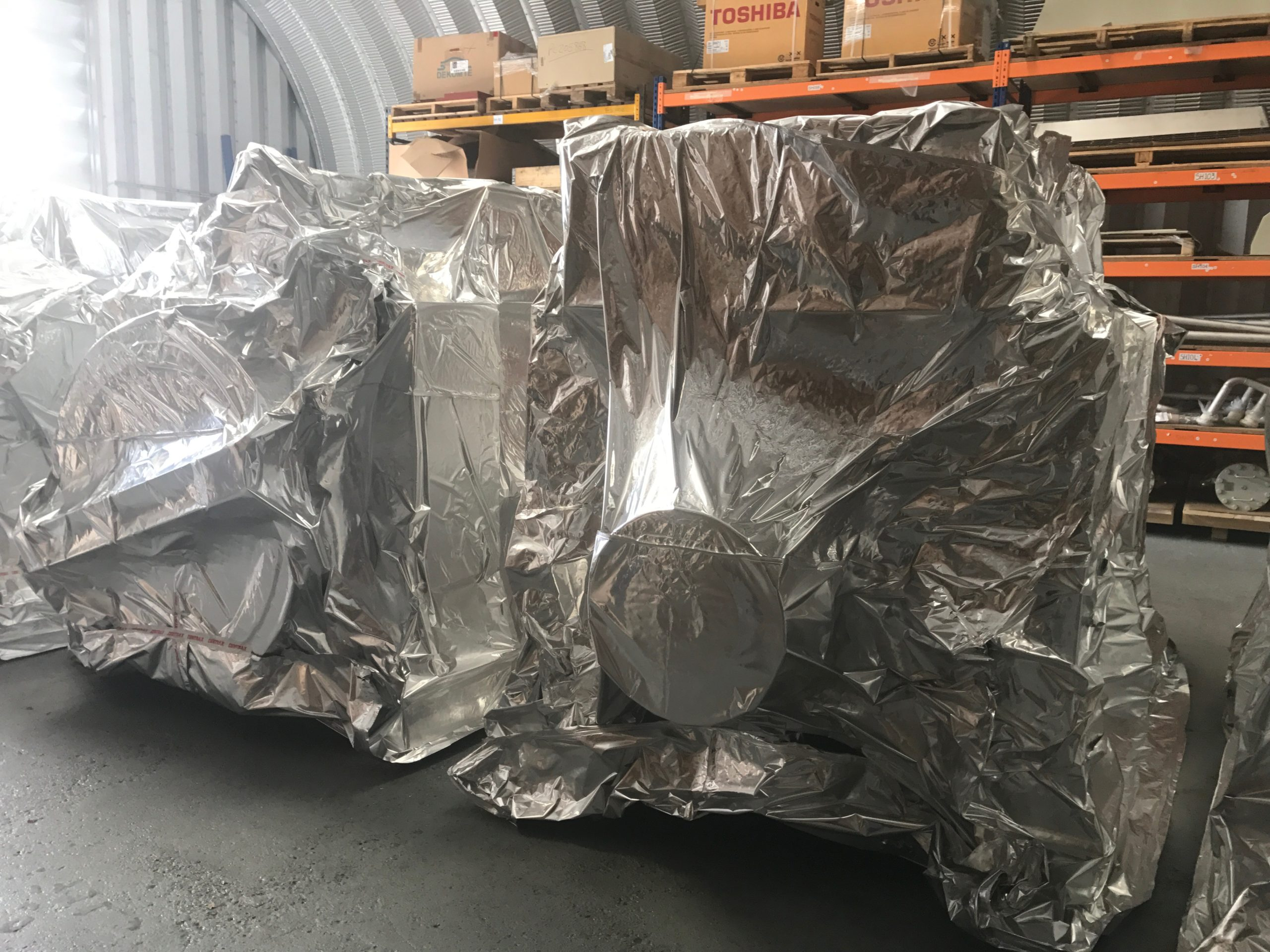 Industrial Wrapping